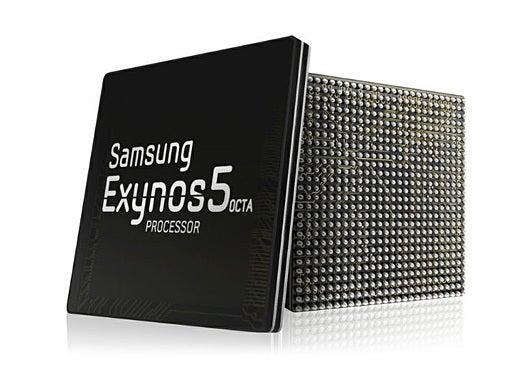 Exynos 5 Octa 8-core SoC