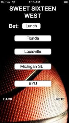 March Madness Bet for iOS