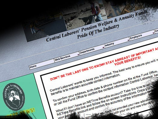 Central Laborers' Pension Fund