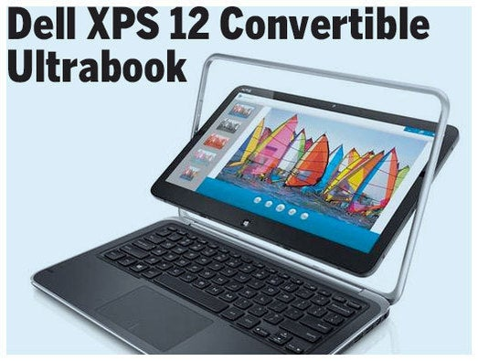 Dell XPS 12 Convertible Ultrabook