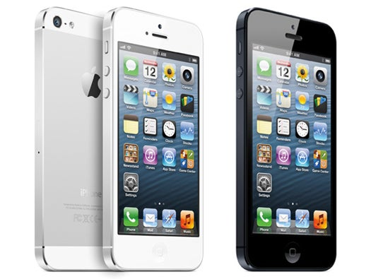 Apple iPhone 5 - The First \'Retina\' Display
