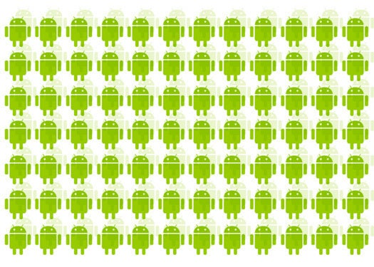 500 million Androids activated (September 11, 2012)