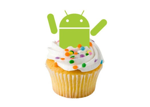 Google announces Cupcake (April 30, 2009)