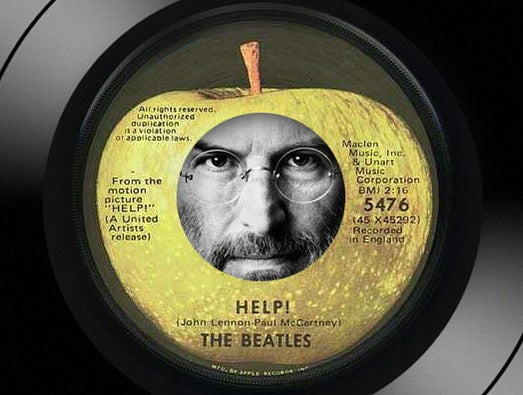 Apple vs. Apple Corps (aka The Beatles) Pt. 1