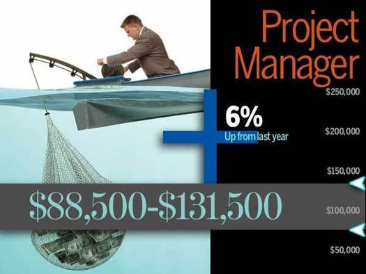 Project Management and Analysts Salary