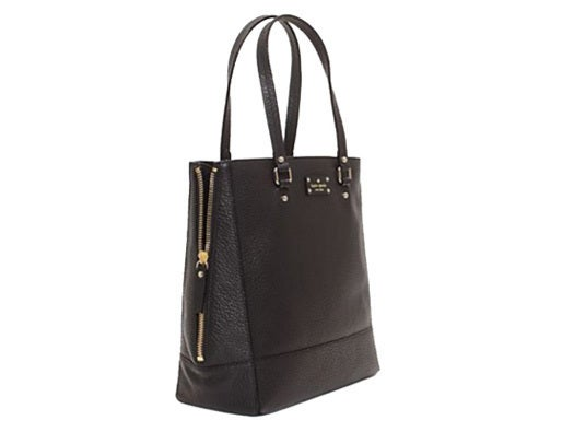 Kate Spade Grove Court Thea Black Handbag