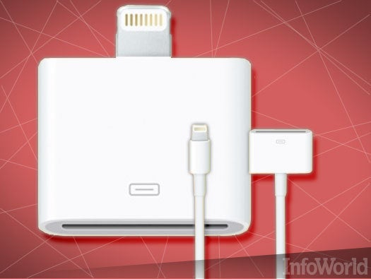 Apple Lightning-to-Dock connector