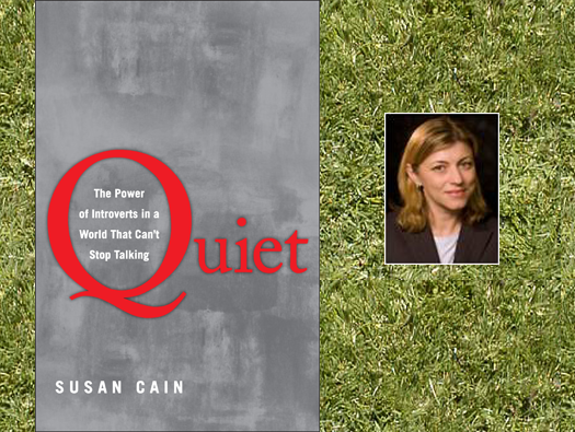 Quiet book cover