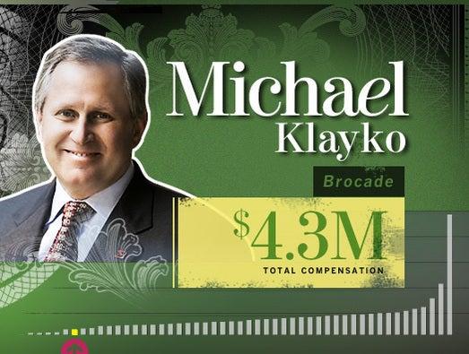 Michael Klayko, former Brocade CEO