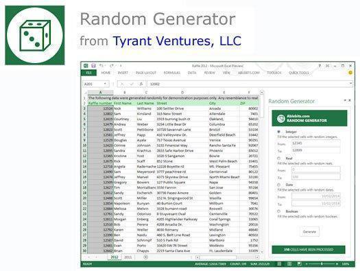 Random Generator