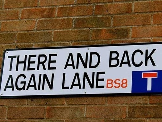 There and Back Again Lane