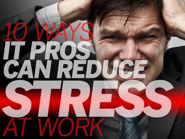 stress, job stress
