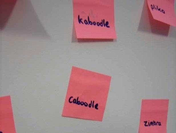 1. Naming things