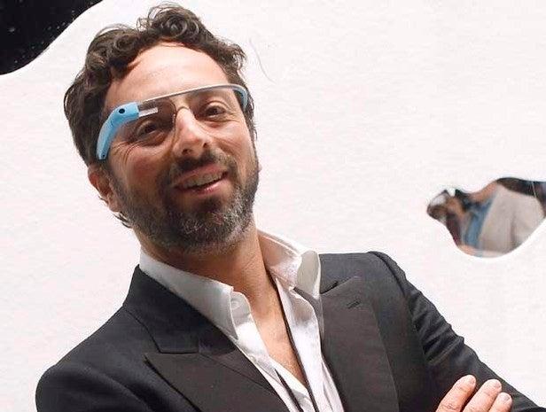 Sergey Brin, Google co-founder