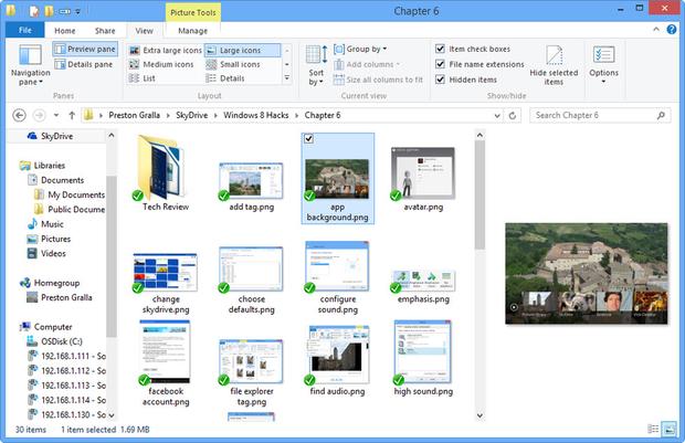 windows 8 hacks gralla preston