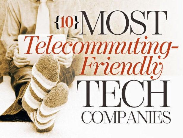 telecommuting, IT careers