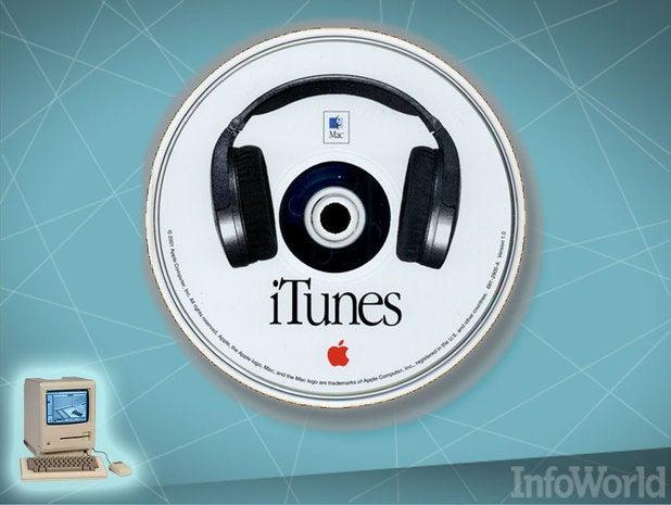 Macintosh: iTunes
