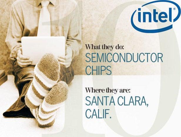 Intel, telecommuting