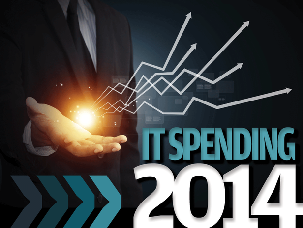 10 trends in IT spending for 2014