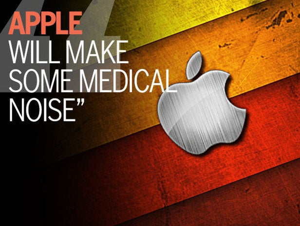 Apple Will Make Some Medical Noise
