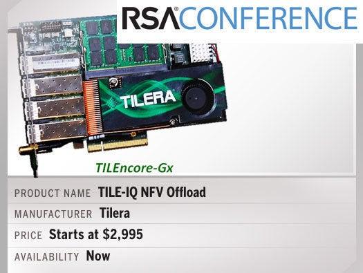 TILE-IQ NFV Offload