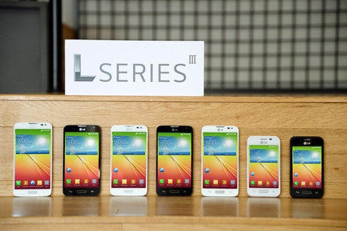 "LG's new L for ""low-end"" smartphones"