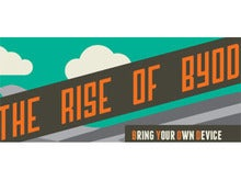 Infographic: BYOD's Meteoric Rise