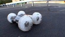 Sand Flea: The Jumping Robot