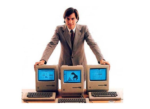 Steve Jobs at Apple: In Pictures   CIO