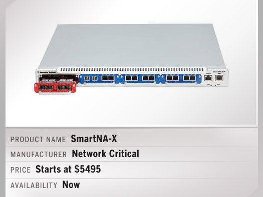 The SmartNA-X NPB