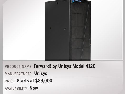 New Forward! by Unisys Model 4120