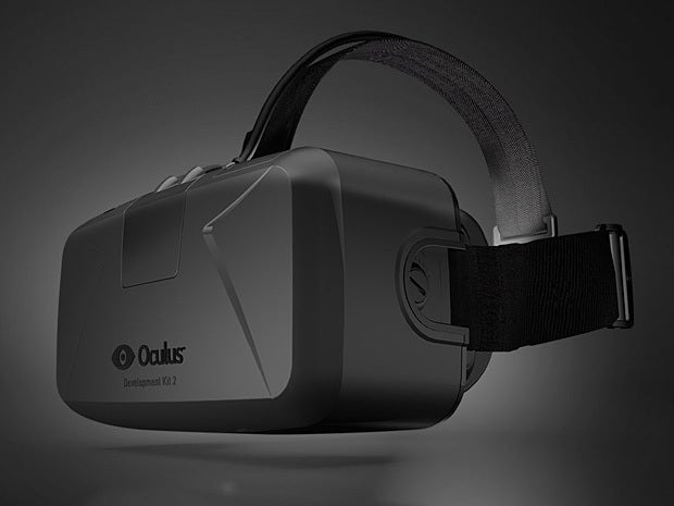 Four next-gen Oculus Rift headsets