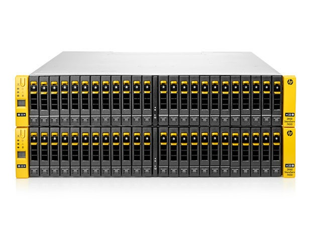 3PAR StoreServ 7450 storage array