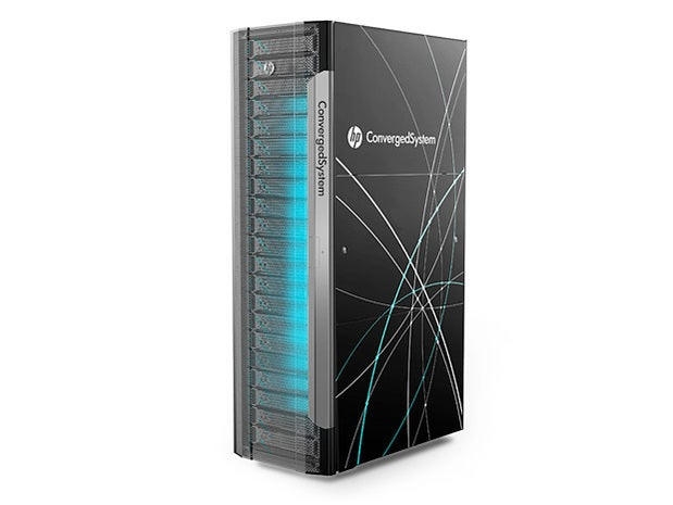 HP ConvergedSystem for Virtualization