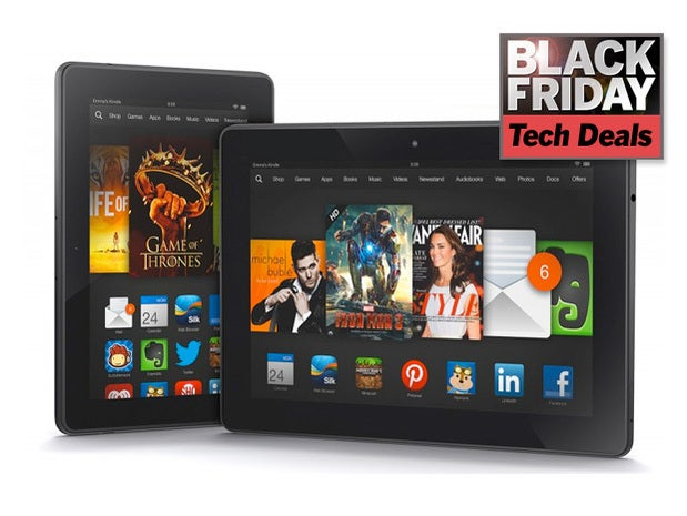 Best Buy: Amazon Kindle Fire HD 7-inch tablet