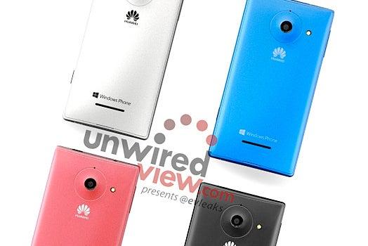More Huawei…
