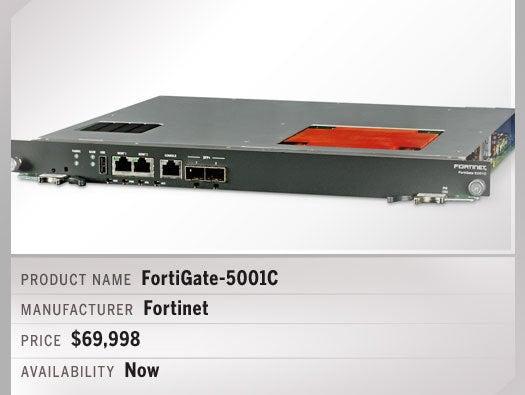 FortiGate-5001C