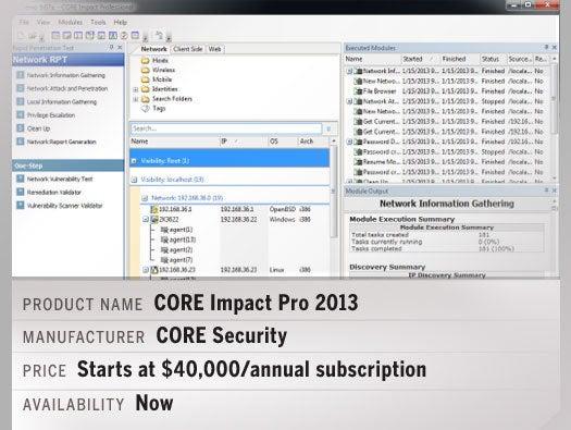 CORE Impact Pro 2013