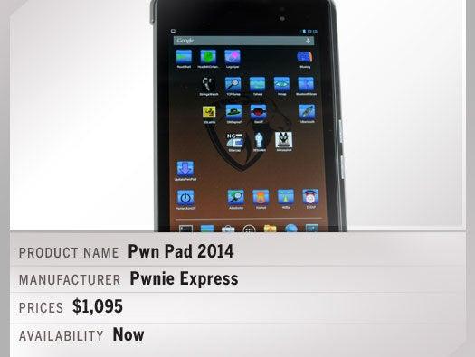 Pwn Pad 2014