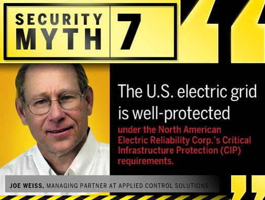 security myths