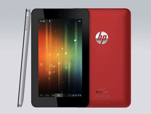 HP tries again with the Slate 7 Android tablet
