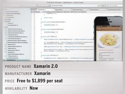 Xamarin 2.0