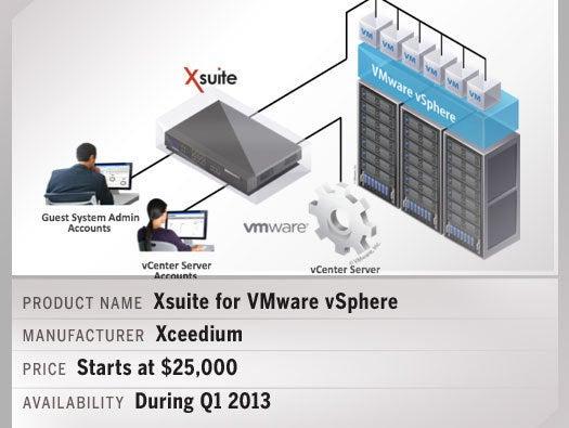 Xsuite for VMware vSphere