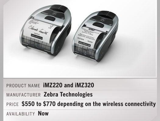 iMZ220 and iMZ320