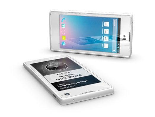 Yotaphone's dual-screen smartphone