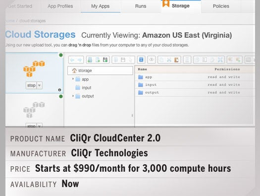 CliQr CloudCenter 2.0