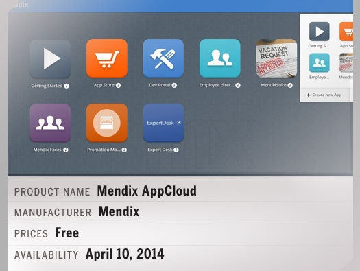 The Mendix AppCloud