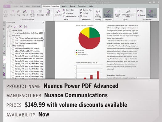 Nuance Power PDF Advanced