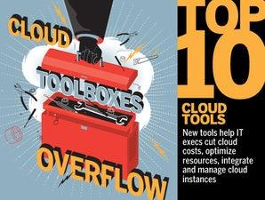 Top 10 cloud tools