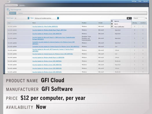 GFI Cloud